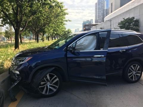 The Defendant's Vehicle