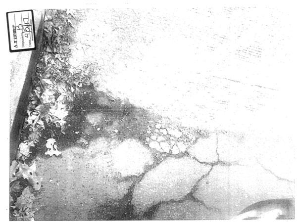 Pothole-annamarie